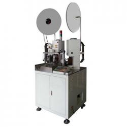 Full Automatic Waterproof Wire Cutting Stripping and Crimping Machine (Single-end) WPM-624