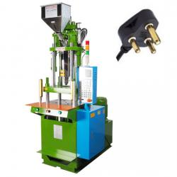 South Africa Standard 3 Pin Cable Plug Injection Moulding Making Machine JY-450ST